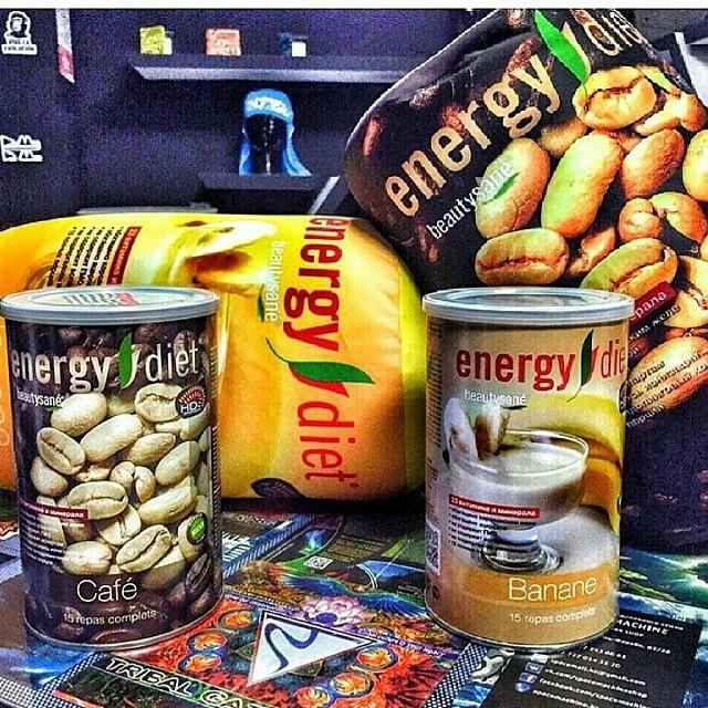 Коктейли Energy Diet (Энерджи Диет) для похудения