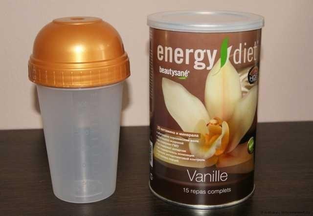 Энергетические коктейли для похудения фото